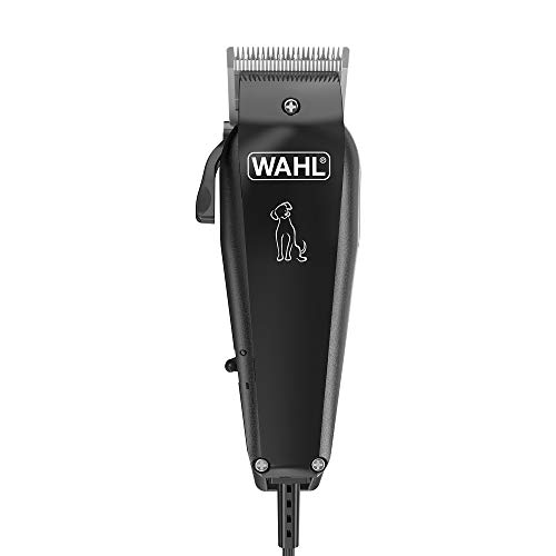 Wahl Dog Clipper Multi Cut Set - Black Corded Clipper