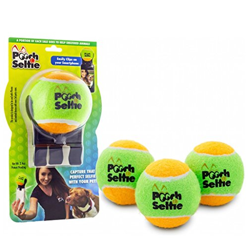 Pooch Selfie The Original Dog Selfie Stick (Patented) - Combo Pack